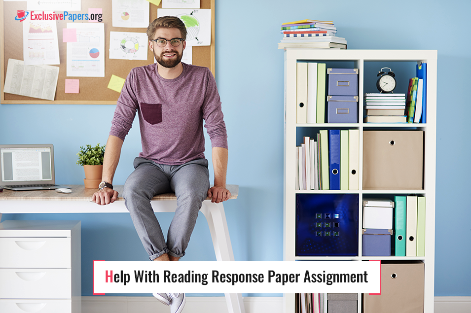 Help With Reading Response Paper Assignment