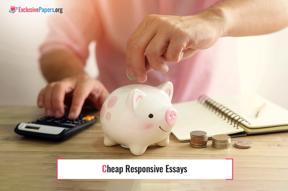 Order Cheap Responsive Essays