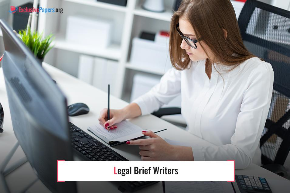 Legal Brief Writers