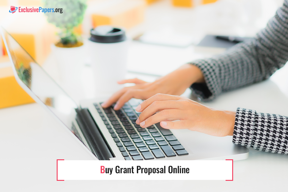 Buy Grant Proposal Online from Specialists