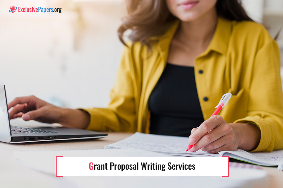 Exclusive Grant Proposal Writing Services