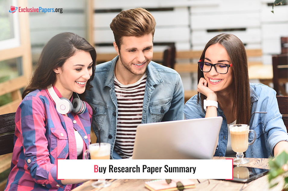 Buy Research Paper Summary Writing Assistance