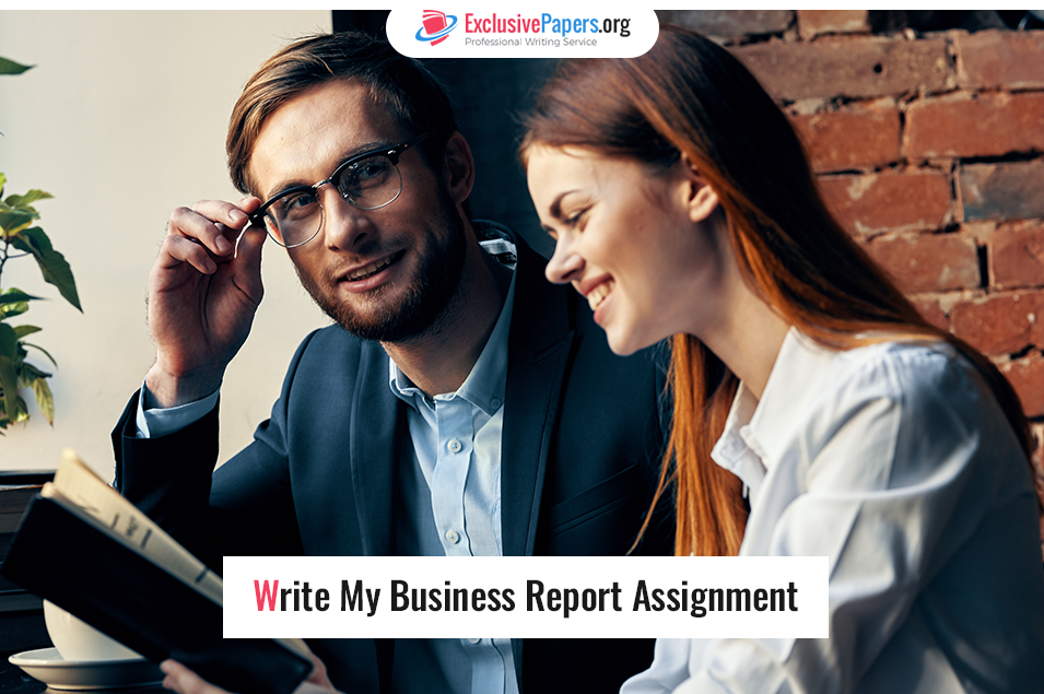 Write My Business Report Assignment: Where to Find Expert Help from Professional Writers?
