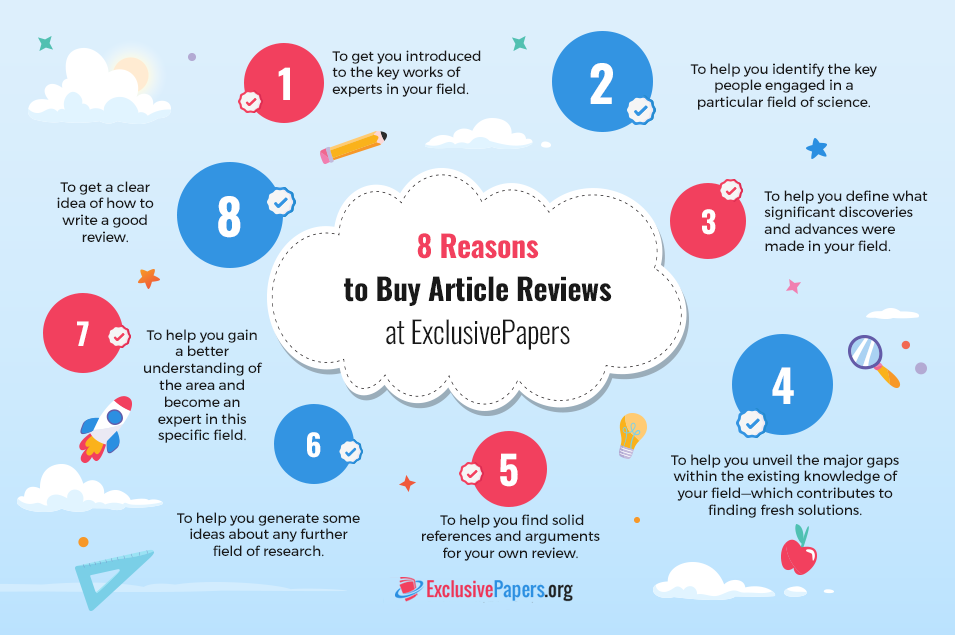 Reasons to Buy Article Reviews