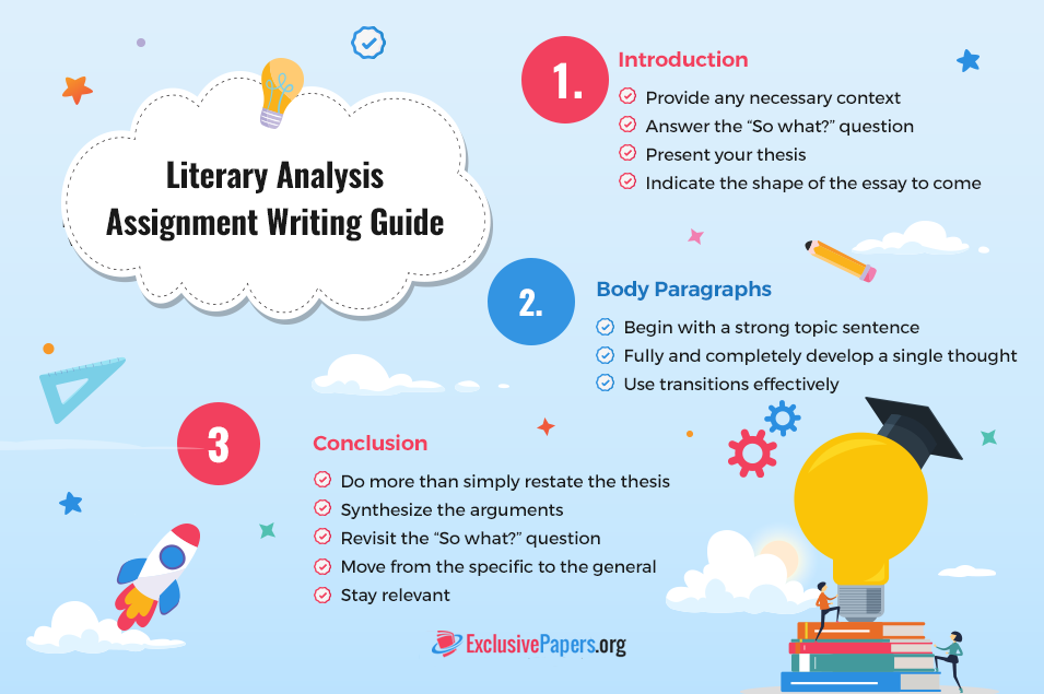 Literary Analysis Assignment Writing Guide