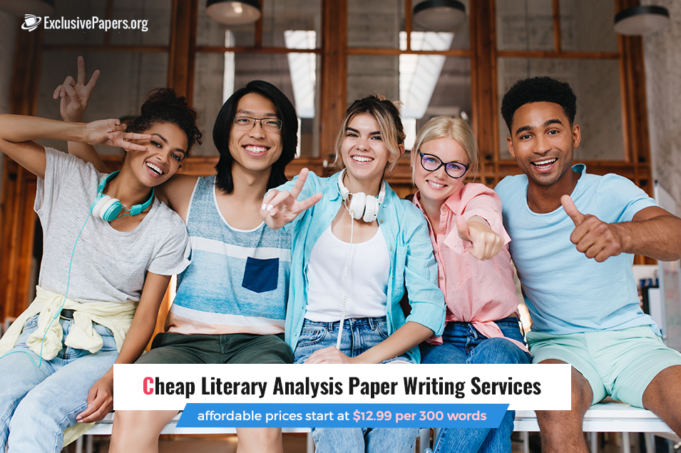 Cheap Literary Analysis Paper Writing Services