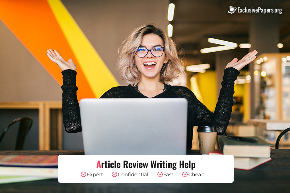 Article Review Writing Help