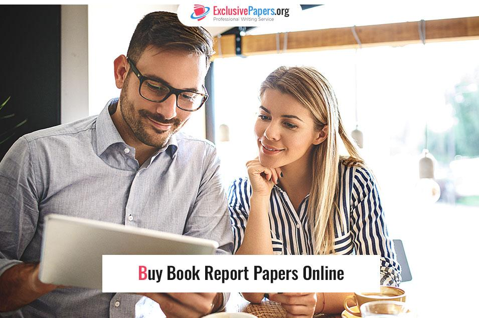 Buy Book Report Papers Online at Affordable Price