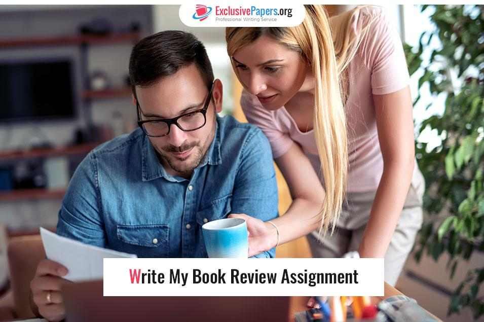 Write My Book Review Assignment