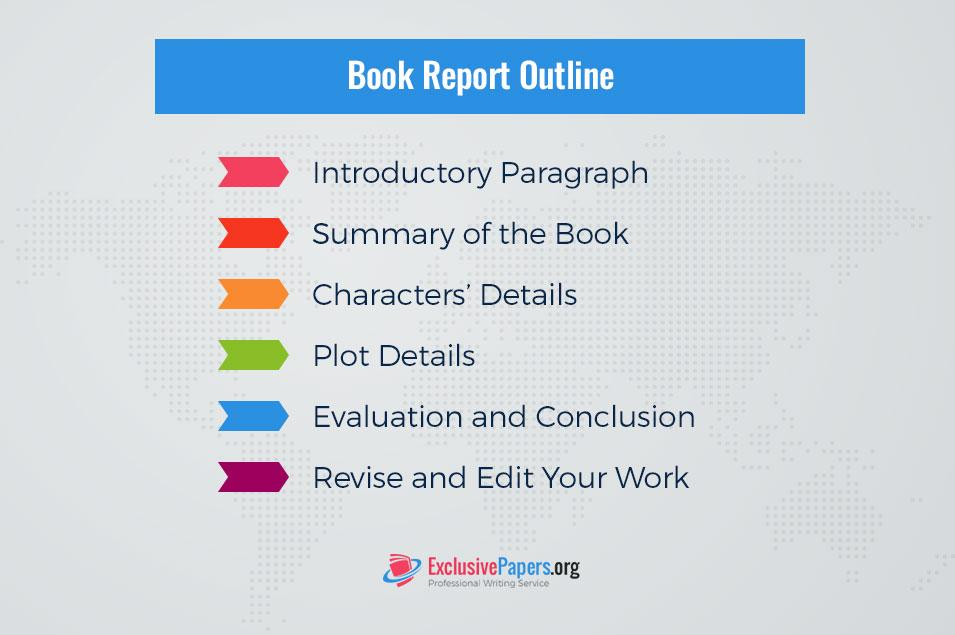 Book Report Outline Example