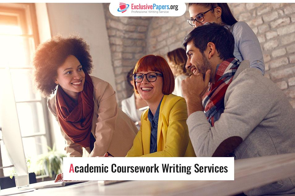 Academic Coursework Writing Services