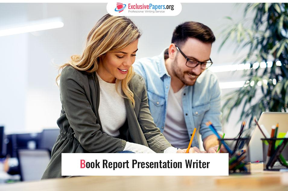 Book Report Presentation Writer