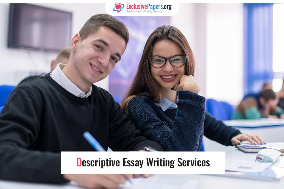 Professional Descriptive Essay Writing Services