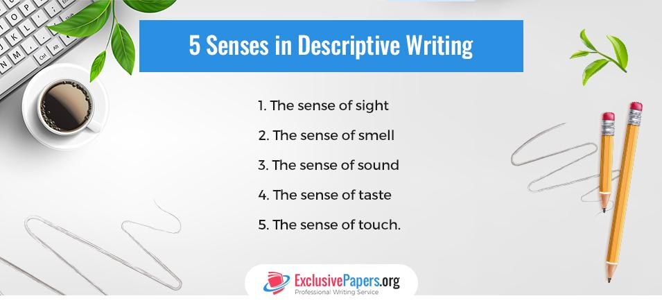What Are the Five Senses in Descriptive Writing?